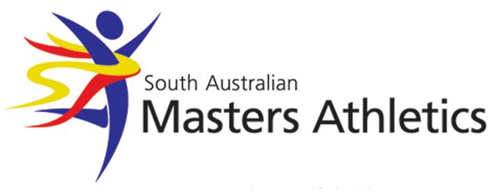 SOUTH AUSTRALIAN MASTERS ATHLETICS Inc Logo